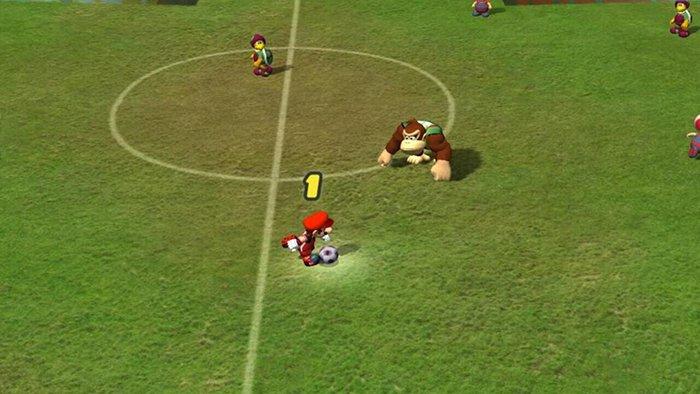 بازی Mario Strikers