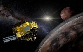 فضاپیمای افقهای نو