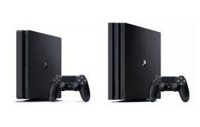 کنسول PS4 Slim و PS4 Pro