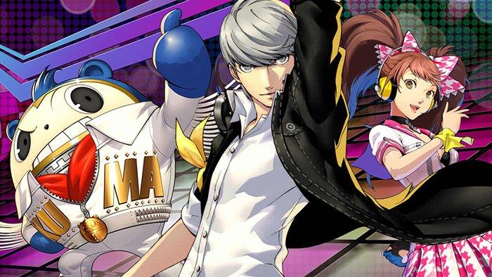 بازی Persona 4 Dancing