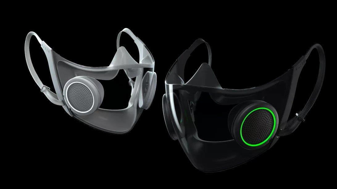 ماسک N95 پیشرفتهی Razer