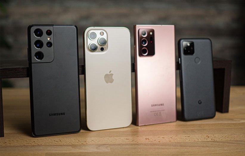 سخت افزار گوشی هوشمند