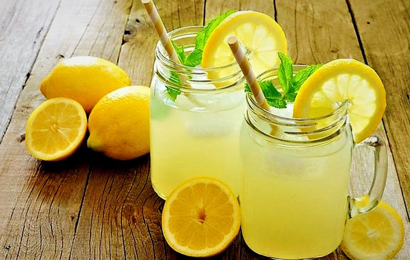 تاثیر آب لیمو بر گلو درد