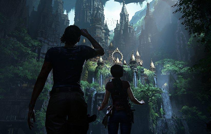بازی Uncharted Lost Legacy