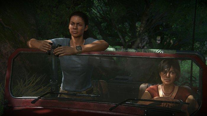 بازی Uncharted: Lost Legacy