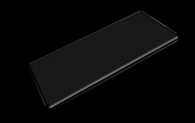 طراحی ظاهری گوشی هواوی P50 پرو