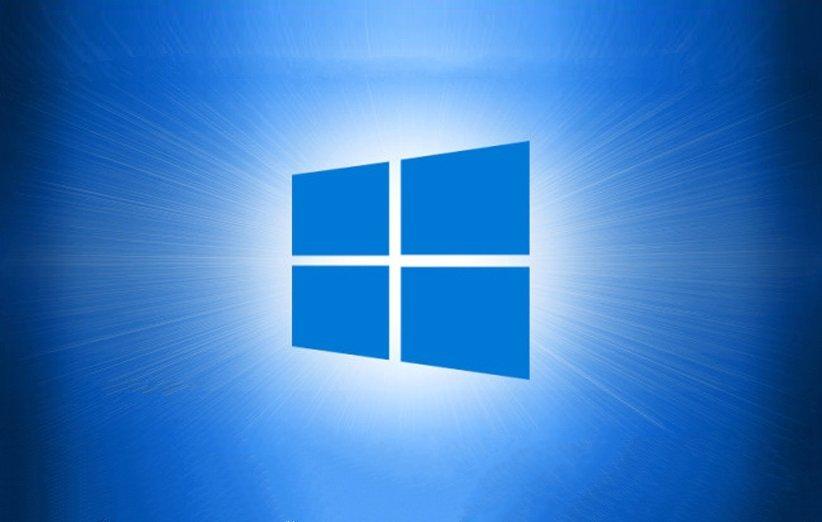 لوگوی ویندوز 10