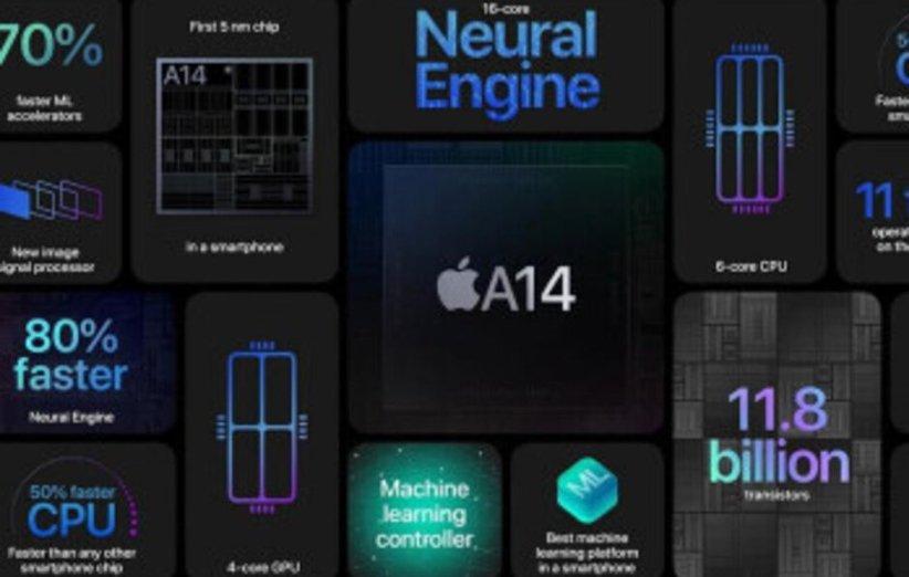 پردازندهی A14 اپل