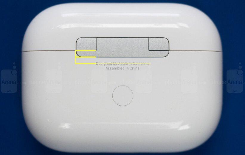 کیس ایرپادز پرو اصلی اپل