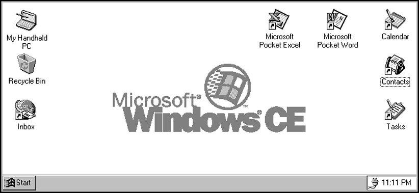 ویندوز CE