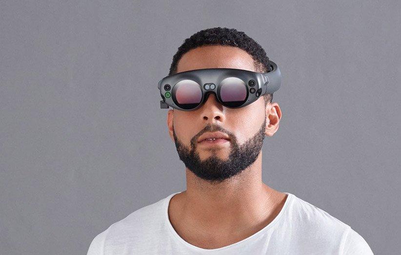 دستگاه واقعیت مجازی اپل
