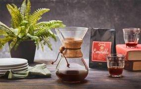 طرز تهیهی دو لیوان قهوهی عالی با دمافزار کِمکس