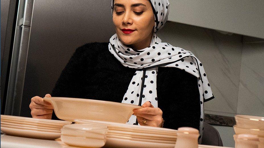 جعبهگشایی و بررسی سرویس غذاخوری ۳۵ پارچه کد CPE