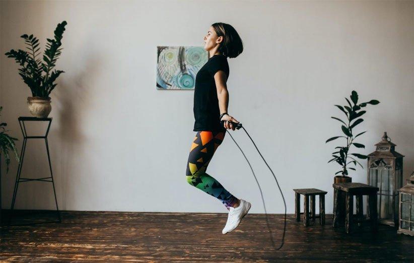 طناب زدن ورزشی