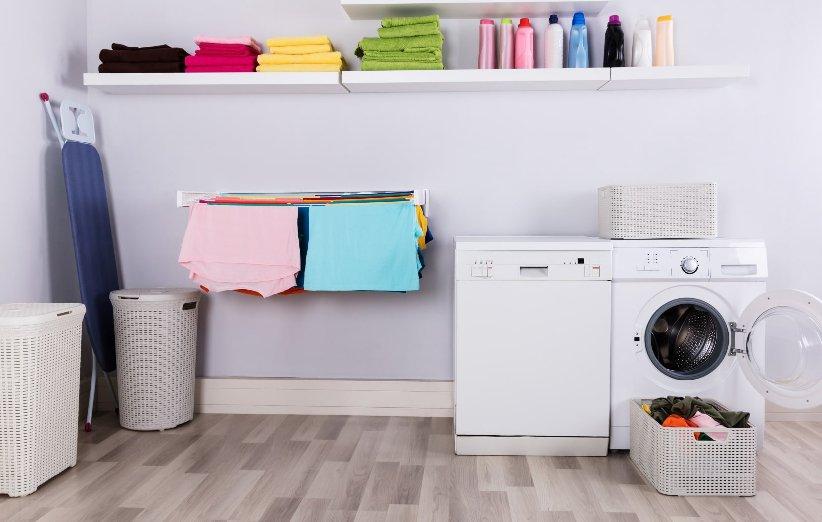 لباسها از کثیفترین چیزها در خانه