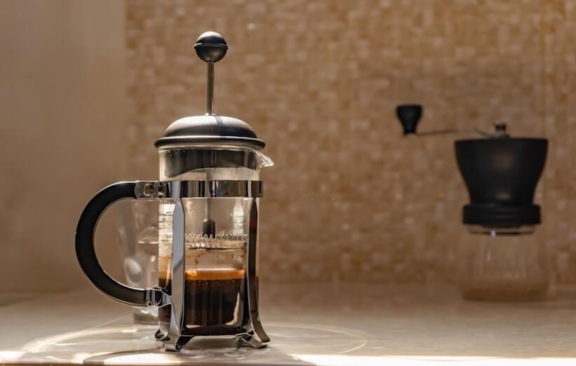 فرنچ پرس - عوامل تاثیرگذار بر طعم قهوه