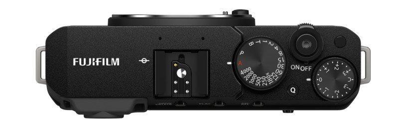 دوربین فوجیفیلم XE-4 مشکی از بالا