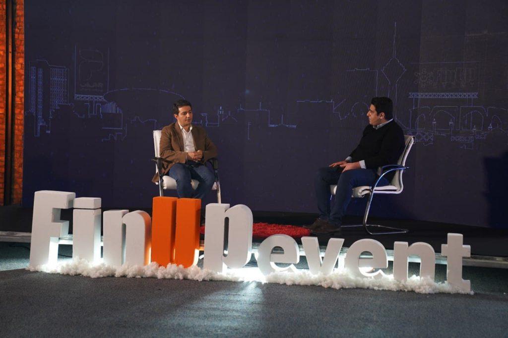 حمید محمدی در گفتگو با دیجیاتو در رویداد فیناپ