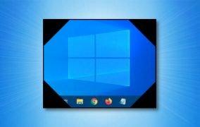 ساخت دسکتاپ مجازی در ویندوز 10