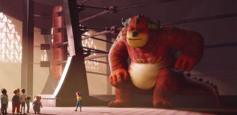 انیمیشن رامبل