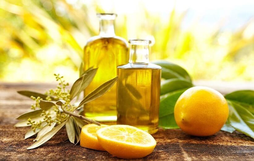 رشد مو - روغن لیمو