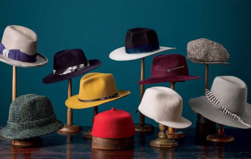 انواع کلاه