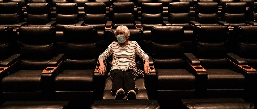 تعطیلی سینما کرونا