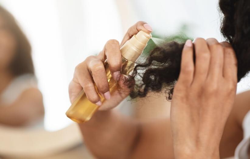 محافظت از مو - مواد طبیعی
