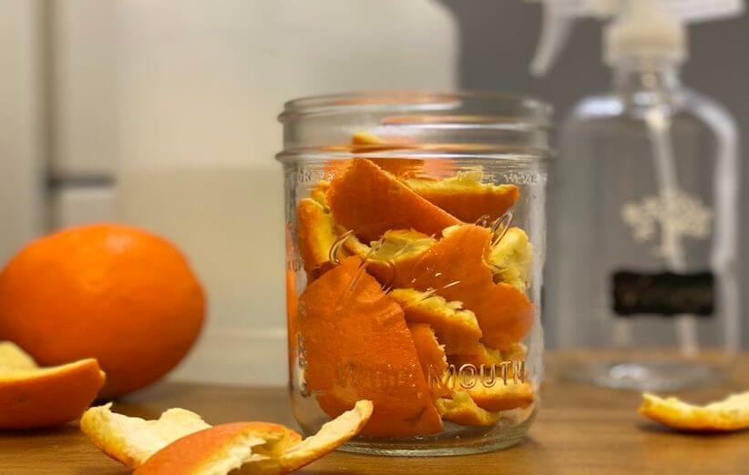 پوست پرتقال - اسپری تمیزکننده