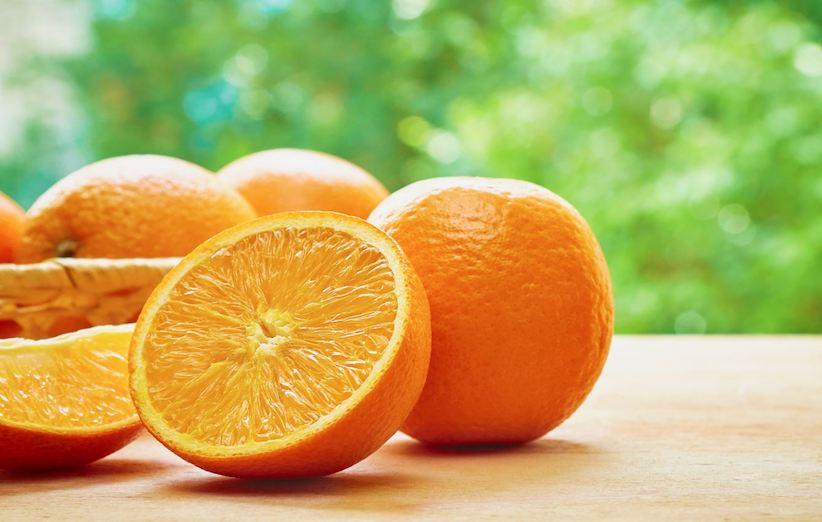 پوست پرتقال - دفع حشرات