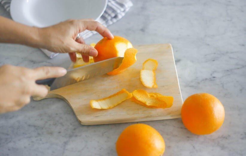 9 مورد مصرف عجیب از پوست پرتقال که تا امروز نمیدانستید