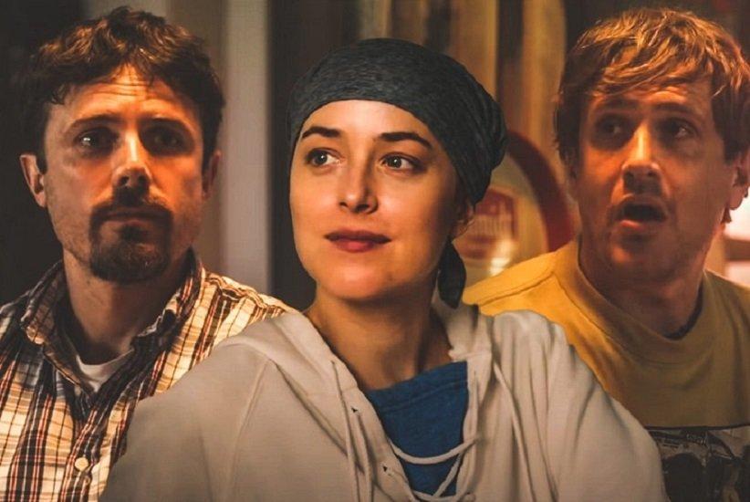 فیلم مارکسمن و دوست ما در باکس آفیس