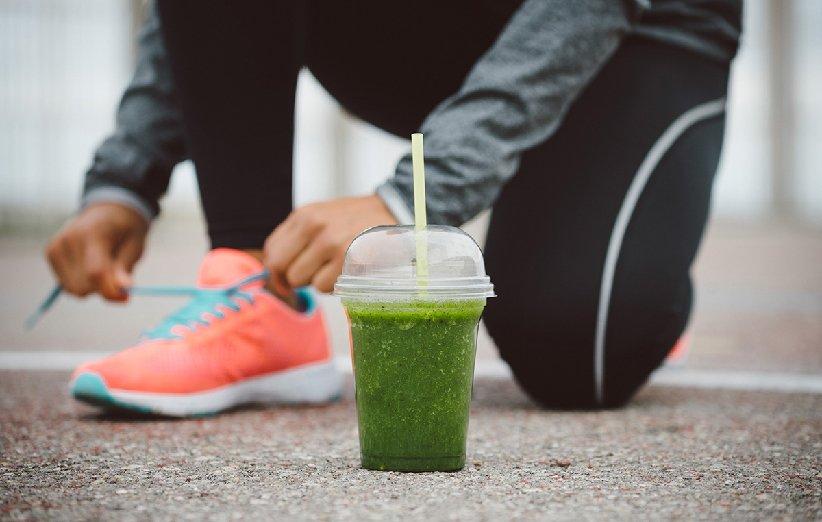 یک نمونه برای تغذیهی بعد از ورزش