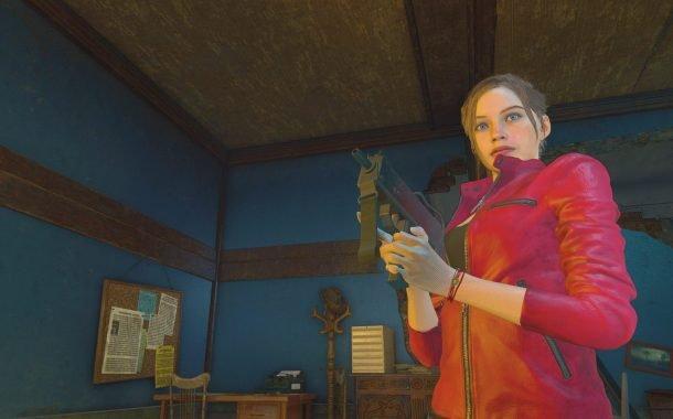 بازی Resident Evil Re:Verse