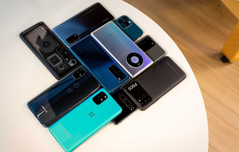 فروش گوشیهای هوشمند