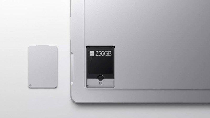 افزایش حافظه SSD مایکروسافت سرفیس پرو 7 پلاس