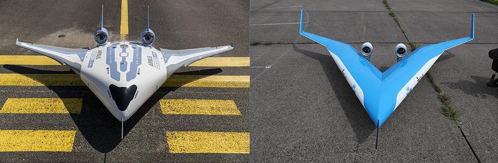 هواپیماهای بال-بدنه ترکیبی دانشگاه دلفت و ایرباس