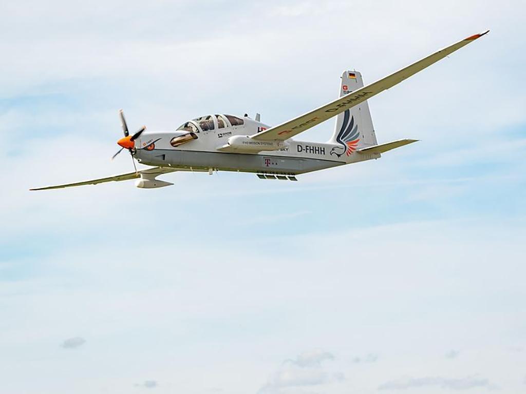 هواپیمای آزمایشی دویچه تلکام