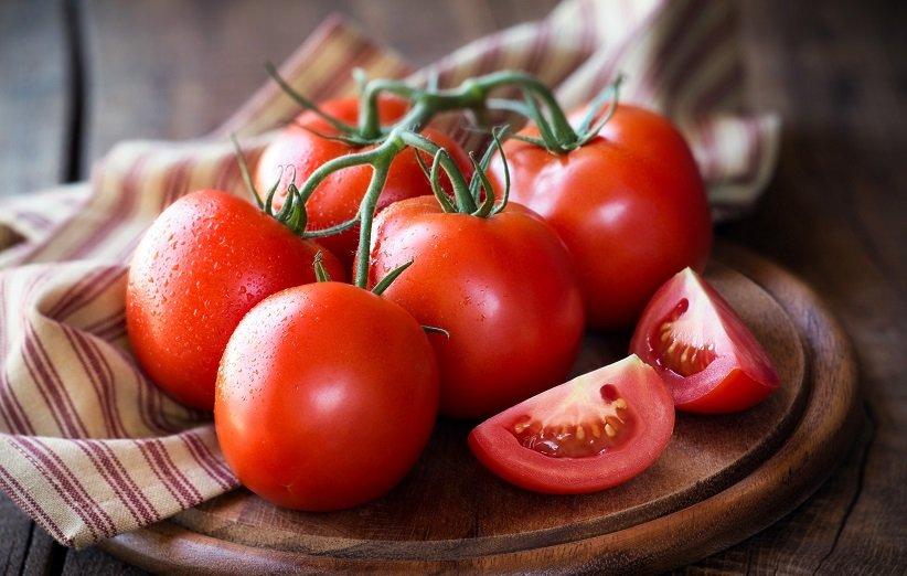 گوجه فرنگی مفید برای خانمها
