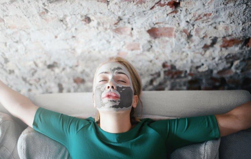 خاک رس سبز - ماسک صورت