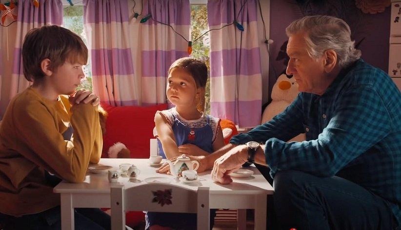 فیلم مارکسمن و جنگ با بابابزرگ در باکس آفیس