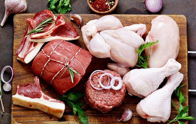 مصرف گوشت سفید و قرمز برای کاهش استرس