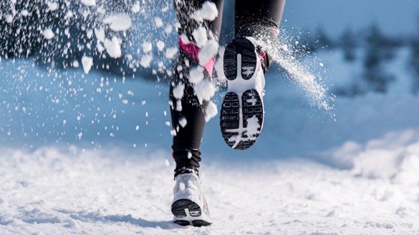 کفشهای مخصوص دویدن در هوای سرد