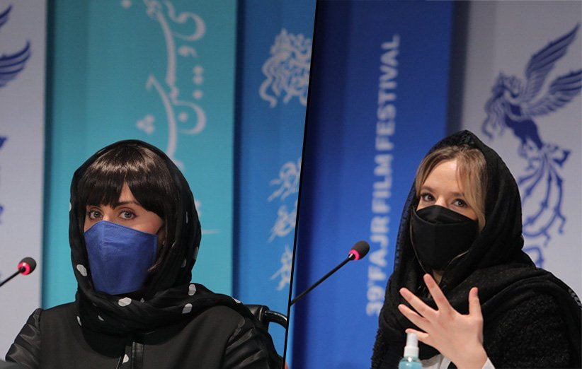 دو قهرمان زن ستارههای روز هشتم جشنواره فجر 99