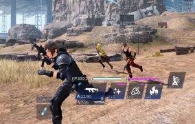 بازی Final Fantasy VII: First Soldier