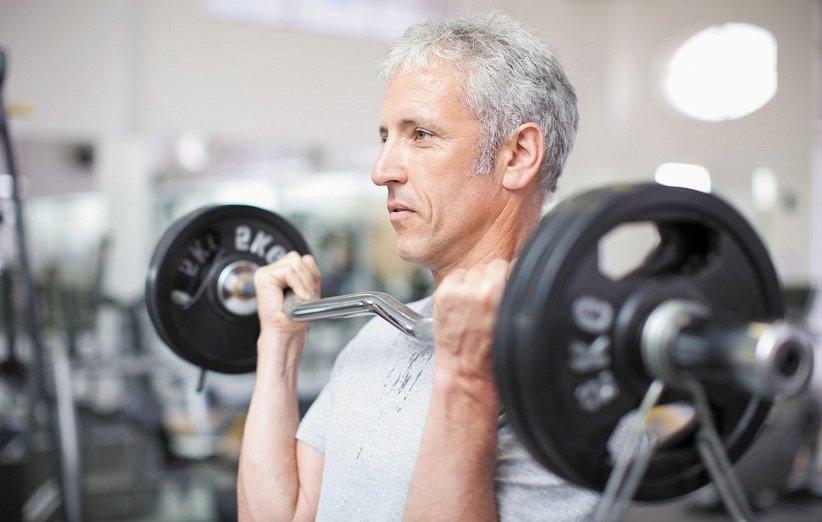 بهبود سلامت قلب با تمرین با وزنه