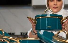 سرویس پخت و پز 8 پارچهی نوا مدل Menthol