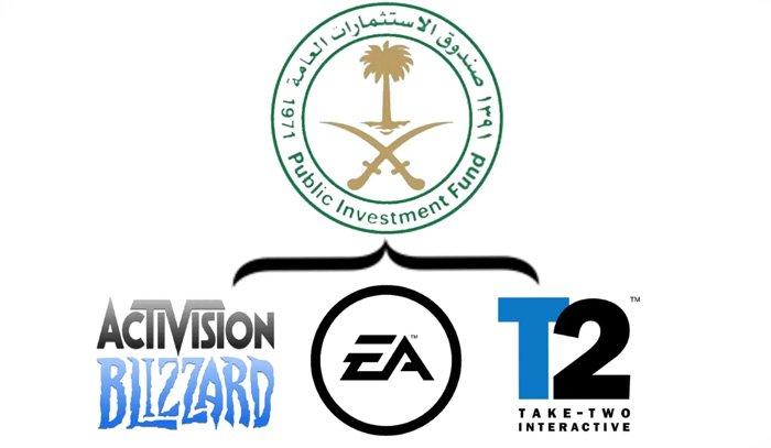 سرمایهگذاری عربستان در بازیها