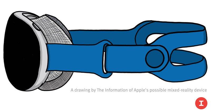 طرح مفهومی هدست اپل