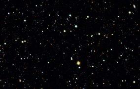 فضای پیرامون کهکشان توکان 2 (Tucana II)